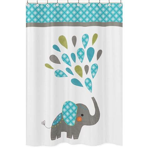 elephant shower curtain 1000 ideas about elephant shower curtains on pinterest
