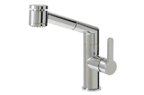 aquabrass kitchen faucets aquabrass 20243 new condo pull out dual mode kitchen