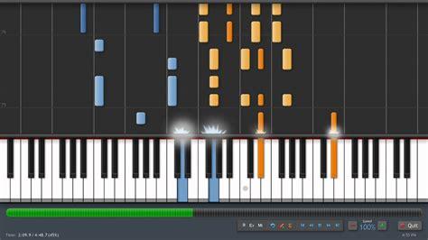 tutorial piano fix you coldplay fix you adrian lee version piano tutorial