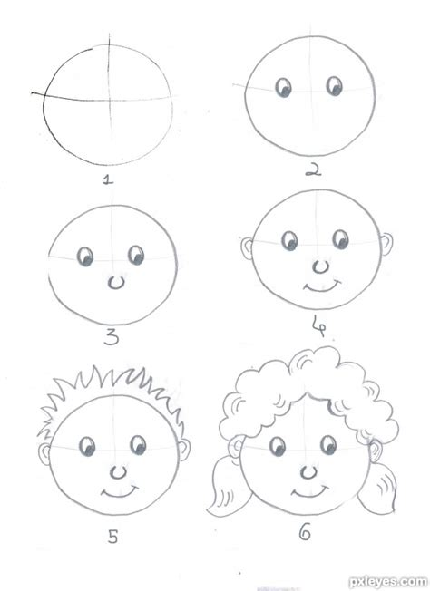 Easy Things To Draw Step By Step by Simple Tricks To Draw Your Own Traditional