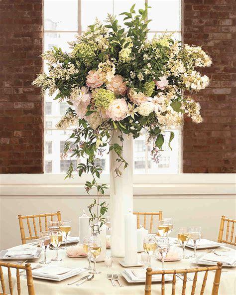 Lime Green Vase 37 Pink Wedding Centerpieces Martha Stewart Weddings