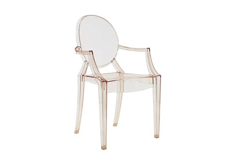 Philippe Starck Ghost Chair by Louis Ghost By Kartell Stylepark