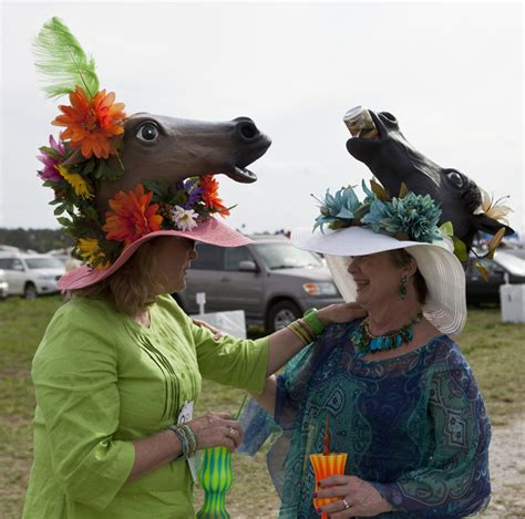 anthropologie founder a prestigious equestrian affair the carolina cup 2012