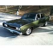 Seller Of Classic Cars  1968 Dodge Coronet F8 Green