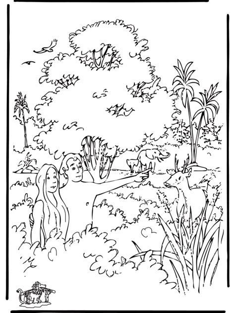 creation coloring pages free creation story coloring pages