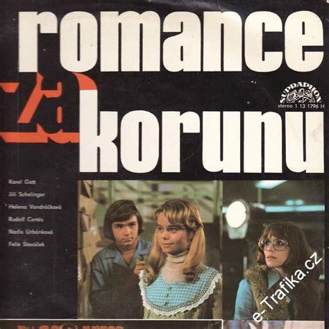 film romance za korunu lp gramodesky antikvari 225 t lp romance za korunu gott