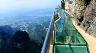 Where is Zhangjiajie Glass Bridge? - Zhangjiajie Tourism ...