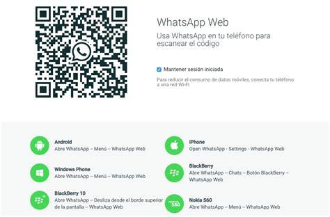 whatsapp web ya est disponible para iphone whatsapp web ya est 225 disponible para iphone ipodtotal