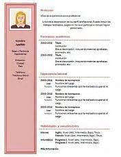 modelos de curriculum vitae para completar el rincon vago 69 modelos de curriculum vitae exitosos para descargar en word