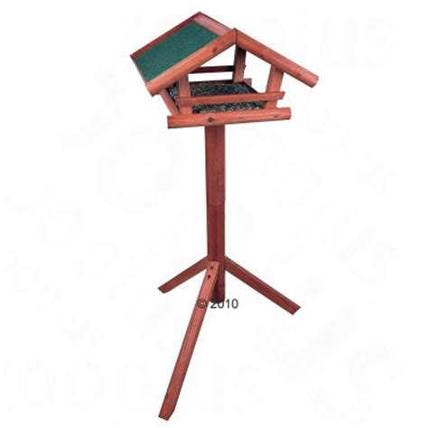 wild bird tables at zooplus trixie natura bird house