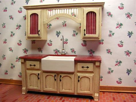 dollhouse furniture kitchen dollhouse miniature furniture tutorials 1 inch minis