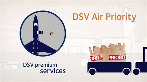 dsv air freight products  english youtube