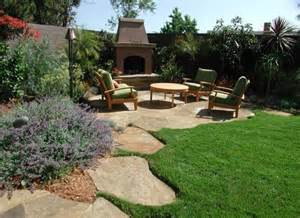 Landscaped Backyard Ideas 30 Green Backyard Landscaping Ideas Adding Privacy To Outdoor Living Spaces