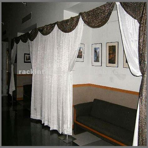 Wedding Background Stand by Wedding Backdrop Stand Background Drape White Curtain And