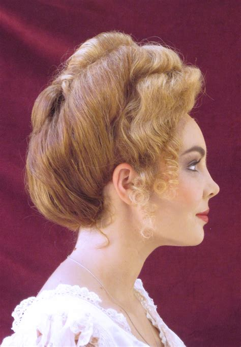 1890s gibson girl hairstyle gibson girl camille clifford inspired leslietaylor s
