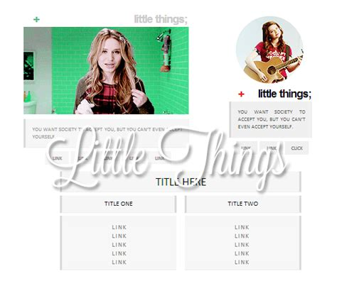 Themes For Tumblr Fandom | fandom themes on tumblr