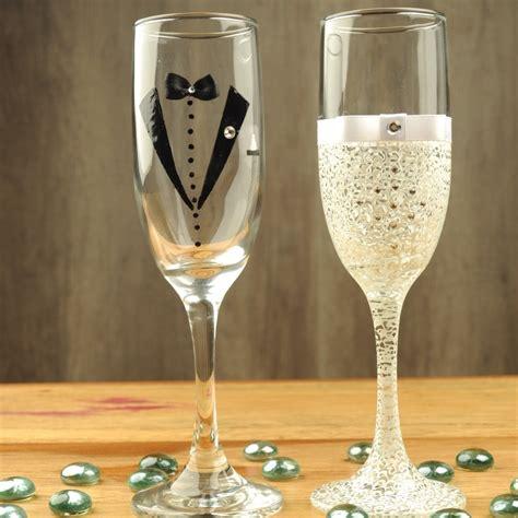 decoracion copas boda copas decoradas para bodas 22312 mlv2022 boda