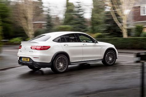 Mercedes 4matic by Mercedes Amg Glc43 4matic Coupe 2017 Review Car Magazine