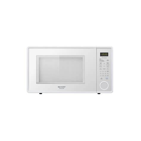 Microwave Sharp R222y S sharp r 409yw family size 1 3 cu ft 1000w microwave oven