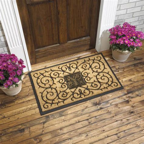 Personalized Front Door Mat Personalized Door Mats Excellent Gifts A Personalized Touch Hac0