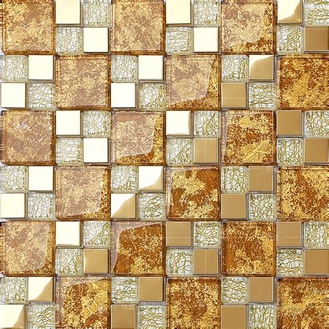 Kitchen Backsplash Tiles Glass crystal glass mosaic plated tiles art design wall tile