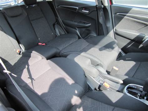 honda fit magic seats 2015 honda fit gas mileage drive of all new