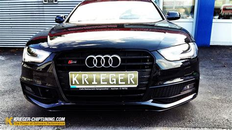 Audi S4 Chiptuning by Audi S4 3 0 Tfsi 385ps Chip Tuning In Nrw