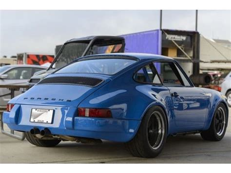 porsche 911 outlaw 1974 porsche 911s lightweight outlaw german cars for