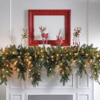 garland for fireplace 204 curated is coming ideas by amyewalker