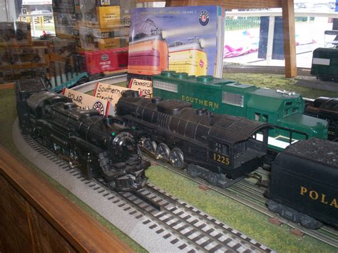 the top 10 model train shops in north carolina and south