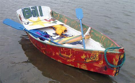 dinghy little boat getting a little bit dinghy woodenboat magazine