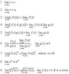 Evaluating Limits At Infinity Limit Of Function Theorems Evaluating Limit Of Rational