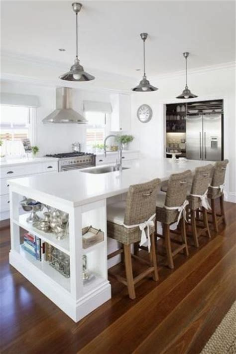 modern  smart kitchen island seating options digsdigs