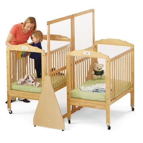 See Through Baby Crib Divider Dividers Large Double Baby Room Divider