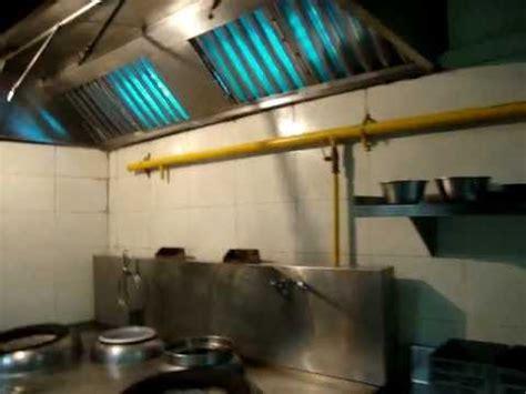 Kitchen Island Red uv kitchen exhaust hood youtube