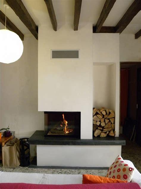 Rénover Une Cheminée Ancienne by Decoration Interieure De La Maison En Noir Et Blanc