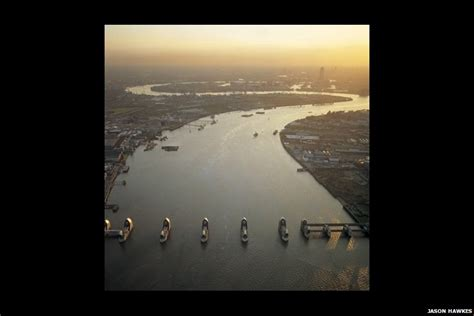 thames barrier vets bbc in pictures london from the air