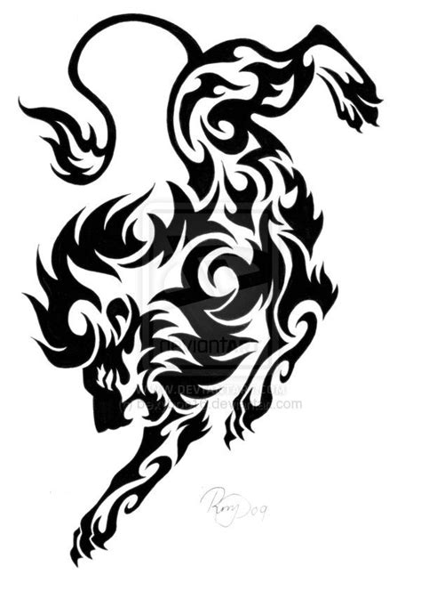 tribal lion tattoos designs 25 best ideas about tribal on