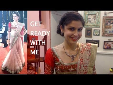 Get Ready With Me For My Sisters Wedding   YouTube