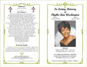 11 free funeral programsagenda template sample agenda