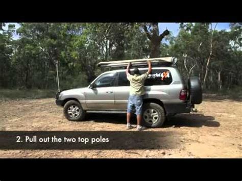 powerful 4x4 awning kalahari awning maufactured by powerful 4x4 mp4 youtube