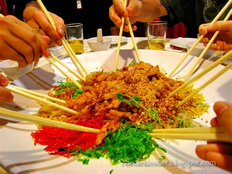 new year yee sang meaning nicolekiss food and diet yee sang lucky