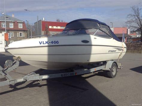 stingray motor boats stingray 220cs motor boat 2003 nettivene