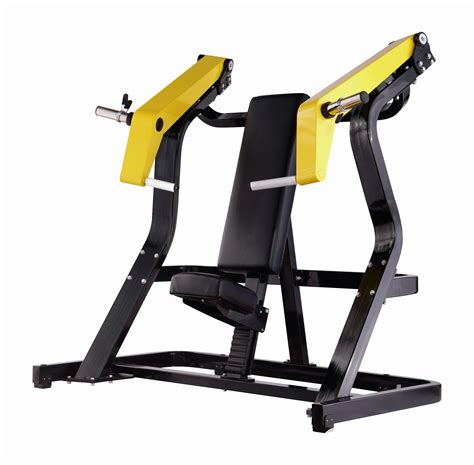 plate loaded bench press machine plate loaded bench press machine benches