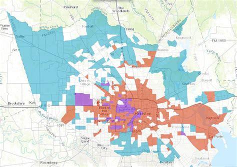 houston map ethnicity maps swlot