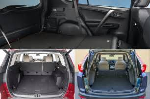 which minivan has the most room which compact suvs the most cargo room motor trend