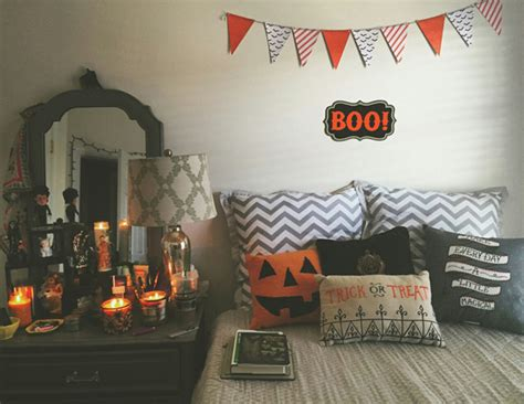 halloween decorations for bedroom autumn halloween bedroom decor