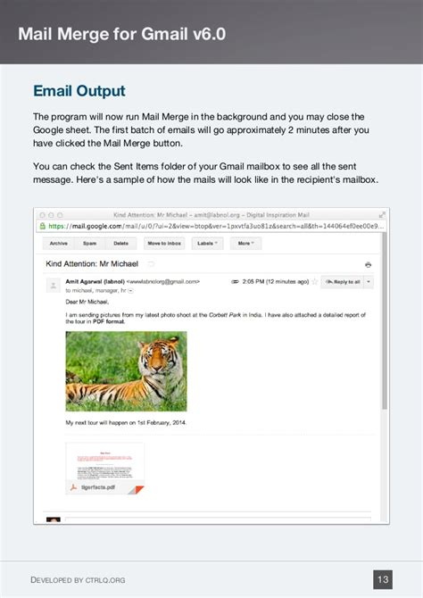 gmail mail merge with personalized attachments and email