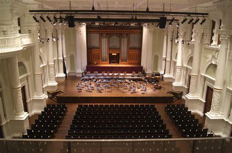 Interior Planner victoria theatre and concert hall