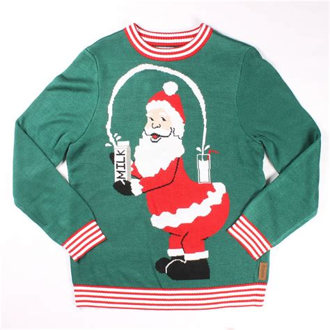 santa break the internet christmas sweater popcult wear